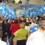 Rajoy en la I Convención Territorial de Extremadura