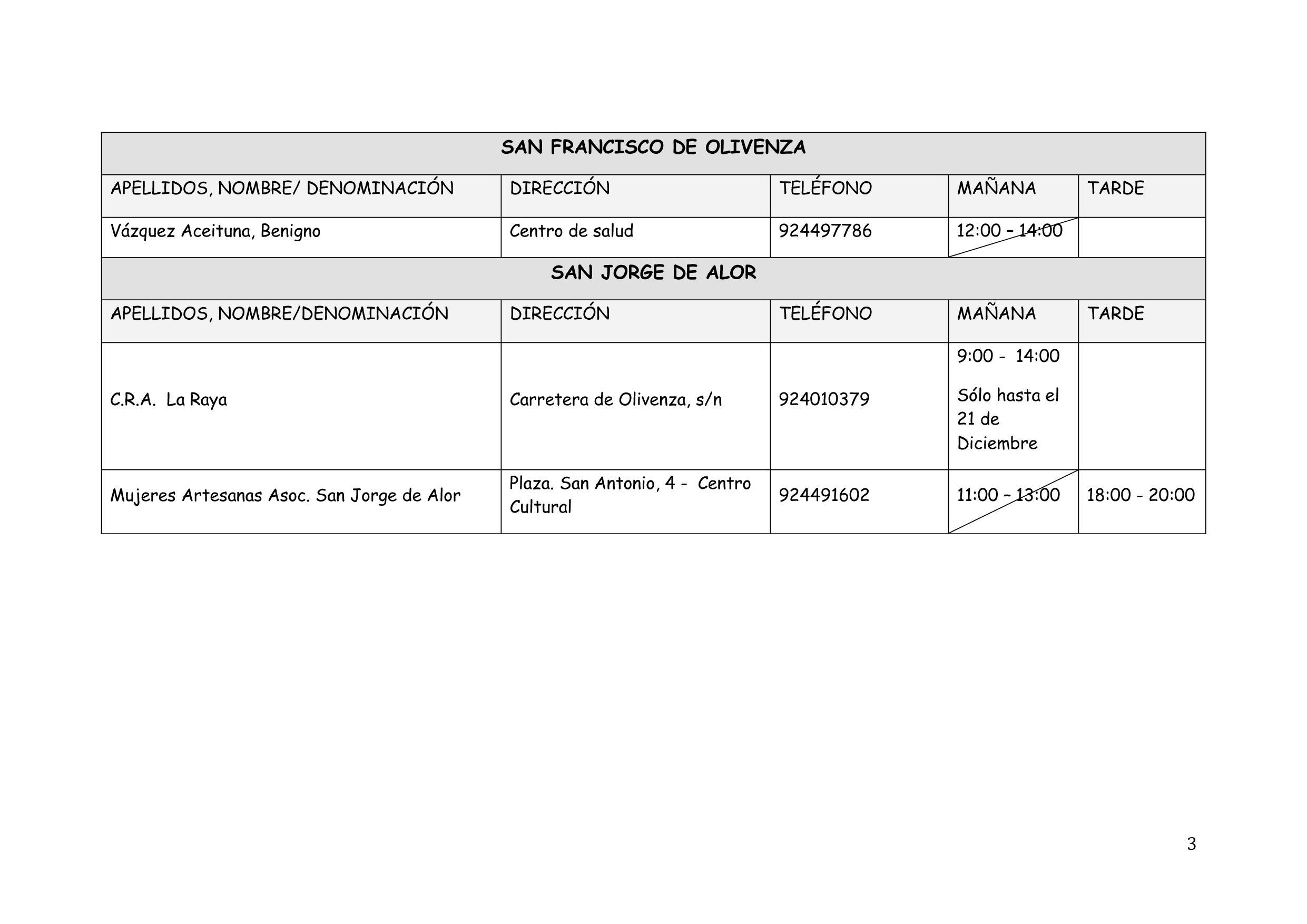 INSCRIPCIONES BELENES 20123