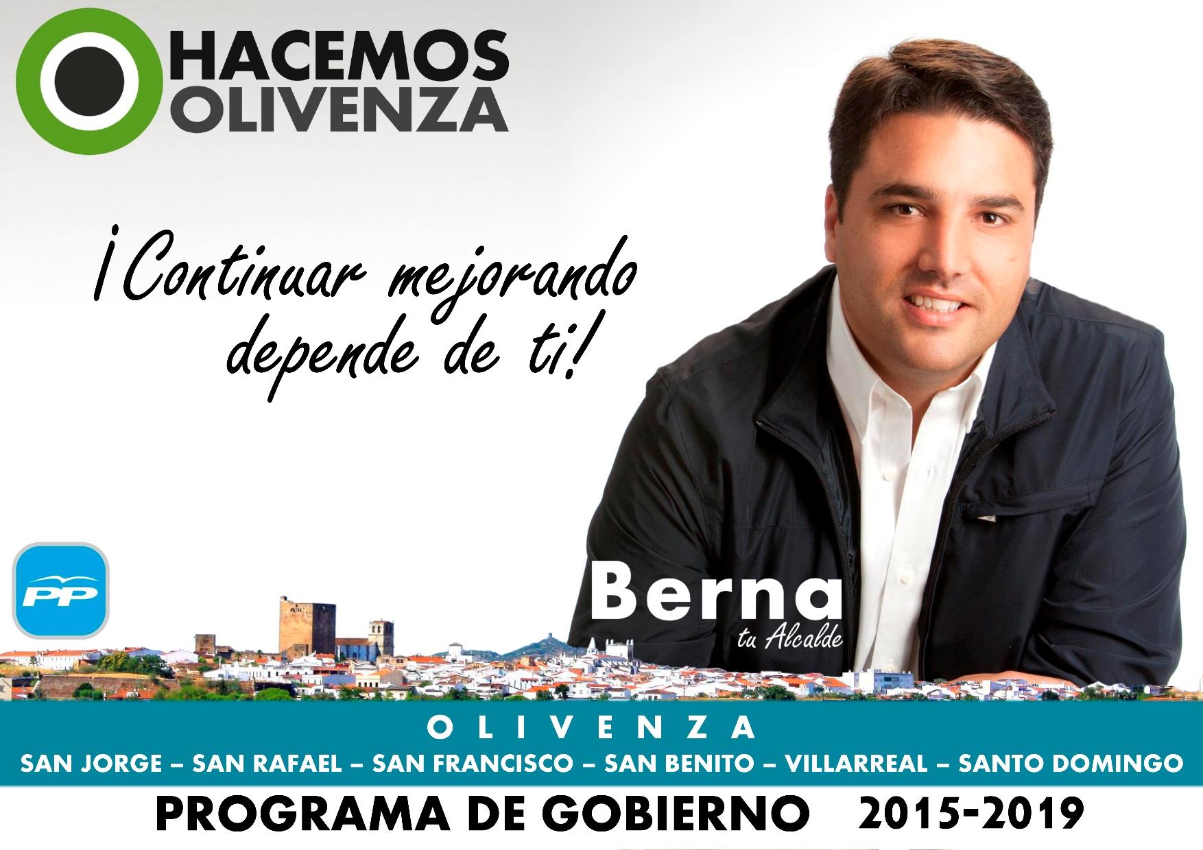 Programa Electoral 2015-2019