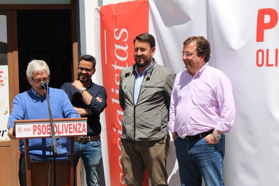 El PSOE de Olivenza tiene el doble de paro que cuando Rocha era alcalde… y están felices…